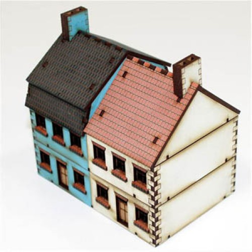 Wargames Model Buildings And Accessories