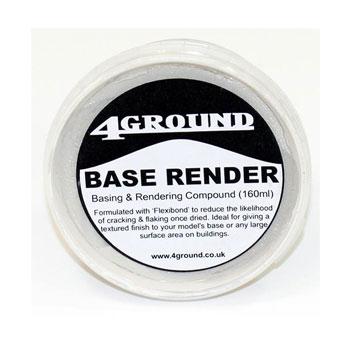 160ml Base Render Pot