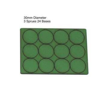 30mm Diameter Bases