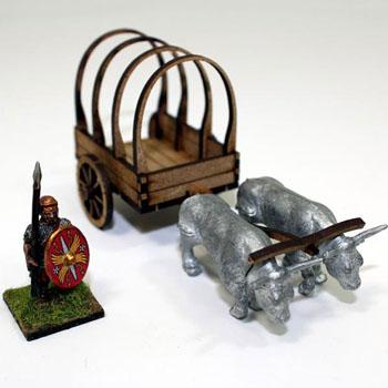 Roman Ox Cart