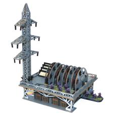 10mm District XXII Transformer