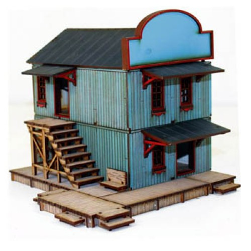 Wargames model buildings and Accessories - 4Ground Ltd