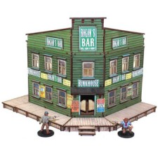 Rogan's Bar and Bunkhouse Collection