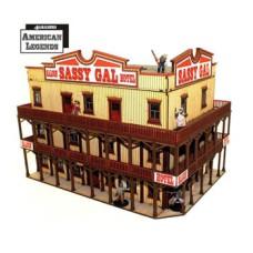 The Sassy Gal Saloon
