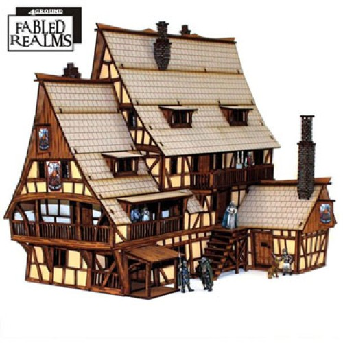 Wargames Model Buildings And Accessories 4ground Ltd