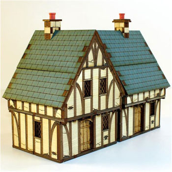 Two Timber Framed Cottage Colleciton