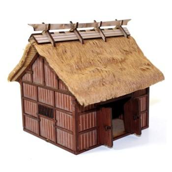 Village Rice Barn